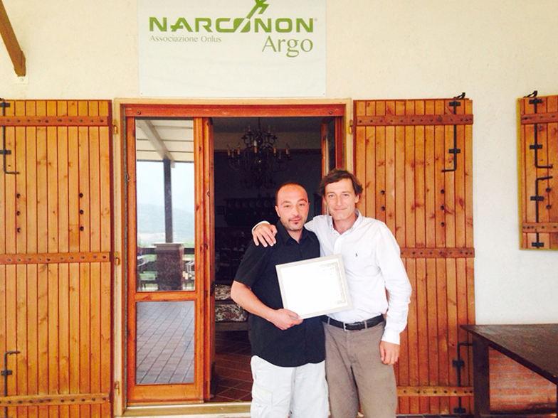 Centro Narconon Argo testimonianze
